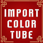 Import Color Tube