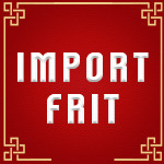 Chinese Import Color Frit