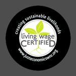 Living Wage Certified logo